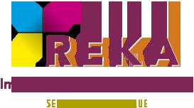 Reka Print logo